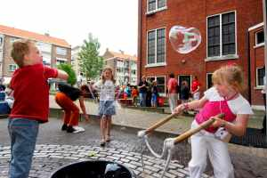 Is Rotterdam's child-friendly city policy ethical?