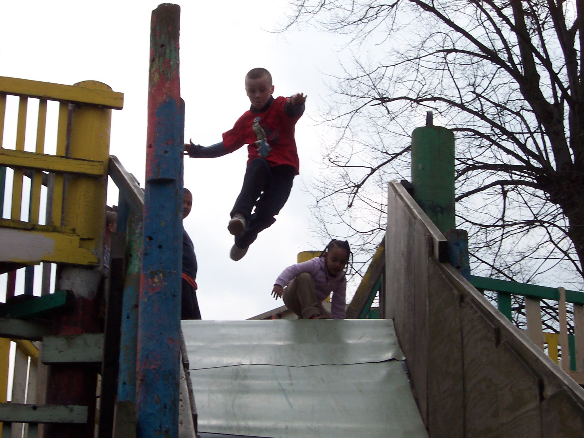 Risky Play Why Children Love It And >> Risk And Safety Policy For Play