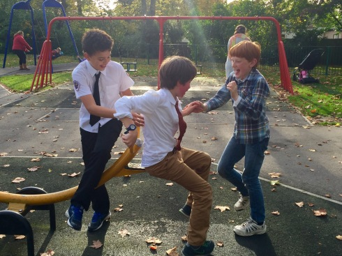 Governments have an obligation to 'respect, protect and fulfil' children's right to play