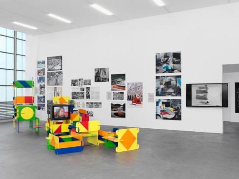 The Playground Project in Zurich. Photo: Annik Wetter